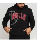 NBA GRAPHIC BASKETBALL HOODY BULLS 12033470