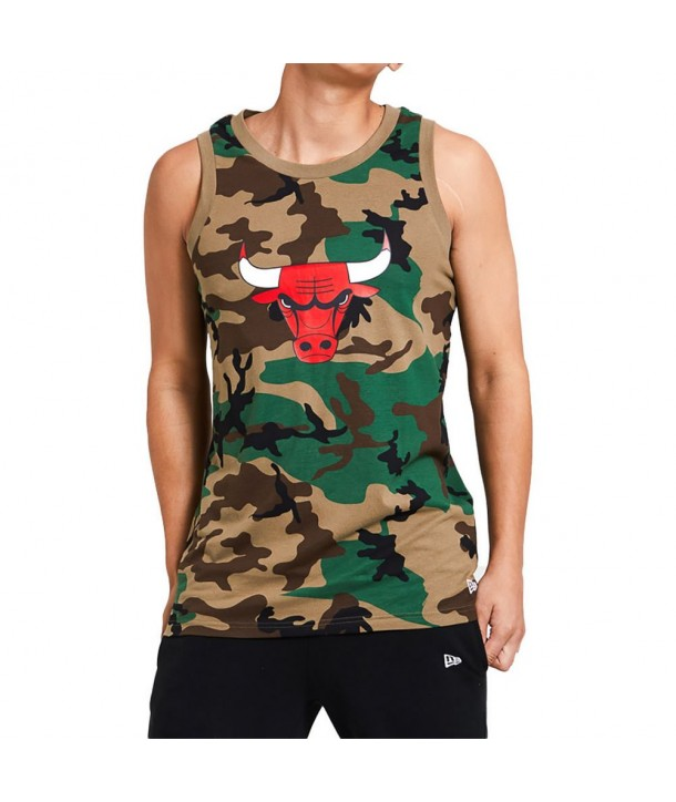 NBA CAMO TANK BULLS 12369801