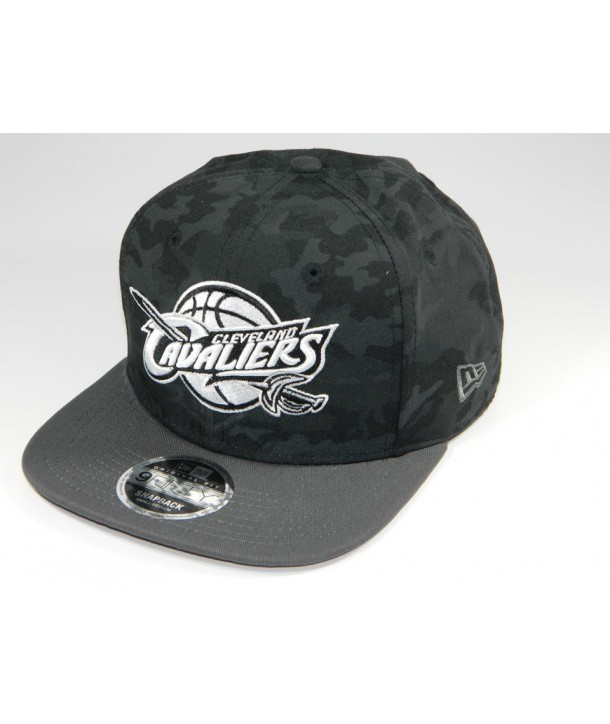 NBA CAMO 9FIFTY CLE 11394977